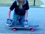 Skateboarding lessons :ollie