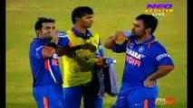 cricket fights between players india vs australia