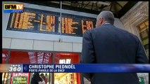 """TGV en feu près de Lyon: l'axe entre Paris et Marseille est """"perturbé mais pas totalement bloqué"""""""