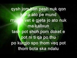 IdeaL Ft. Dr Bardhi - Bota s'Nalet (With lyrics on screen) [Audio]