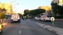 Israel: bomb explodes on bus, passengers escape / Attentat à Tel Aviv: une bombe cachée explose