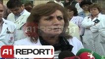 A1 Report - Gjirokastër, vrasja e dyfishtë, mjekët  protestojnë  dhunën nga familjarët