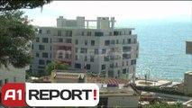 A1 Report - Vlorë, Pallati i Bashës u ngrit mbi gurët e hedhur në det