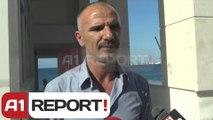 """A1 Report - Vlorë, bllokimi pallatit të """"Bashës"""" Banorët: I kemi blerë me hipotekë"""