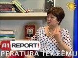 A1 Report, Rreze Dielli dt 04 Nentor 2013 Mjeku per ju Prof,ELI FOTI Pediatre