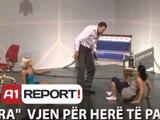 A1 Report, Rreze Dielli dt 08 Nentor 2013 Teater