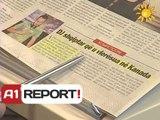 A1 Report   Rreze Dielli dt 14 Nentor 2013 Titujt  nga kultura ne shtypin e dites