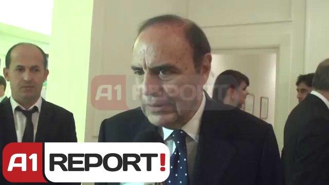 A1 Report - Gazetari italian Bruno Vespa rrëfen pasionin e tij për verërat