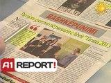 A1 Report   Rreze Dielli dt 15 Nentor 2013 Titujt nga Kultura ne shtypin e dites