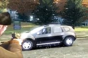Dacia Duster 2010 SUV 4x4 for GTA IV by JUVENILE (Small Crash Test & Rewiev)