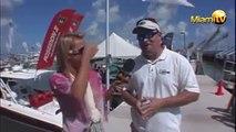 Miami TV - Jenny Scordamaglia - Miami Boat Show 2011 (1)