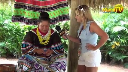 Miami TV HD - Jenny Scordamaglia - Miccosukee Indian Tribe - everglades