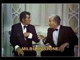 Dean Martin and Milburn Stone