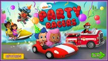 Baby and Kid Cartoon & Games ♥ Nick Jr Dora the Explorer Paw Patrol Bubble Guppies Party Racers Full