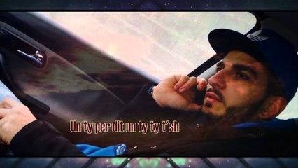 Diedon ft. Nasty - Ja du Ato (Official Video Lyrics) - 2014
