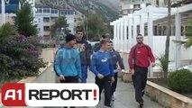 A1 Report - Lezhe, nis faza përgatitore per kampionatin boteror te boksit