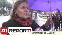 A1 REPORT-VOX REPORT- A DO TE KETE DREJTESI PER 21 JANARIN?