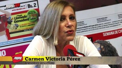 Carmen Victoria nos habla sobre Nuestra Belleza Venezuela