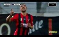 LDC : USM Alger vs ES Sétif (3-0)