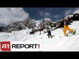 A1 Report - Shtegtim, ski ne Valbone
