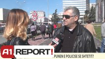 A1 REPORT- VOX REPORT- SI E KOMENTONI PUNEN E POLICISE SE SHTETIT?