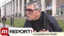 A1 REPORT-VOX REPORT- A KA HAPESIRA TE GJELBERTA NE TIRANE?
