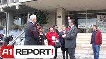 A1 Report - Greqi-Shqiperi, marreveshje per shkembimin e te burgosurve