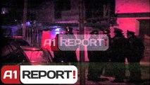 A1 Report - Fushe-Kruje shperthen nje automjet, s'ka te lenduar