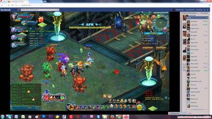 Elf dungeon Odin quest on gamebox part easy gameplay part  2