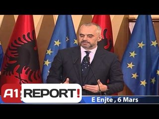 A1 Report - Week Report, 3- 9 Mars 2014 - Albania News
