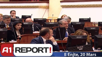 A1 Report - Week Report, 17-23 Mars 2014 - Albania News