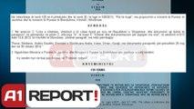 """A1 Report - Qeveria heq vizat me Rusine PD: """"Po sfidohet SHBA dhe BE"""""""