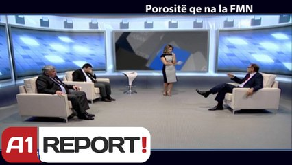 A1 Report - Airport Ekonomi, 20 Maj 2014 - Aida Tancica
