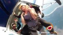 Saut en parachute sur Mer - Adrenaline Parachutisme