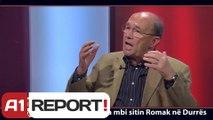 A1 Report - Tete a Tete, ne studio Edgar Frashëri (31 Maj 2014)