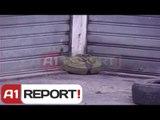 A1 Report - Fushe-Kruje, gjendet mina antitank me 1 celular, para deres se biznesit