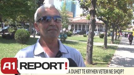 A1 REPORT- VOX REPORT- Praktikat fetare a duhet të kryhen vetë në shqip?