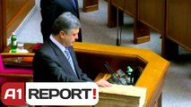 A1 Report - Betohet Poroshenko! Shpresa e  Ukraines per t'i dhene fund luftës!