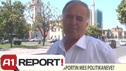A1 REPORT- VOX REPORT- Si e shikoni raportin mes politikanëve?