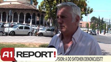A1 REPORT- VOX REPORT- Drafti antikorrupsion: a do të shtohen denoncuesit?