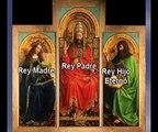 Diferencia Jesús y Cristos , Miguel, Gatuno y Zeus