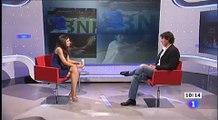 Rafael Nadal en Los Desayunos de TVE con Ana Pastor (6/6)