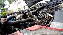 Engine of our Talbot Tagora 2.2 Gls - Moteur de Talbot Tagora 2.2 Gls