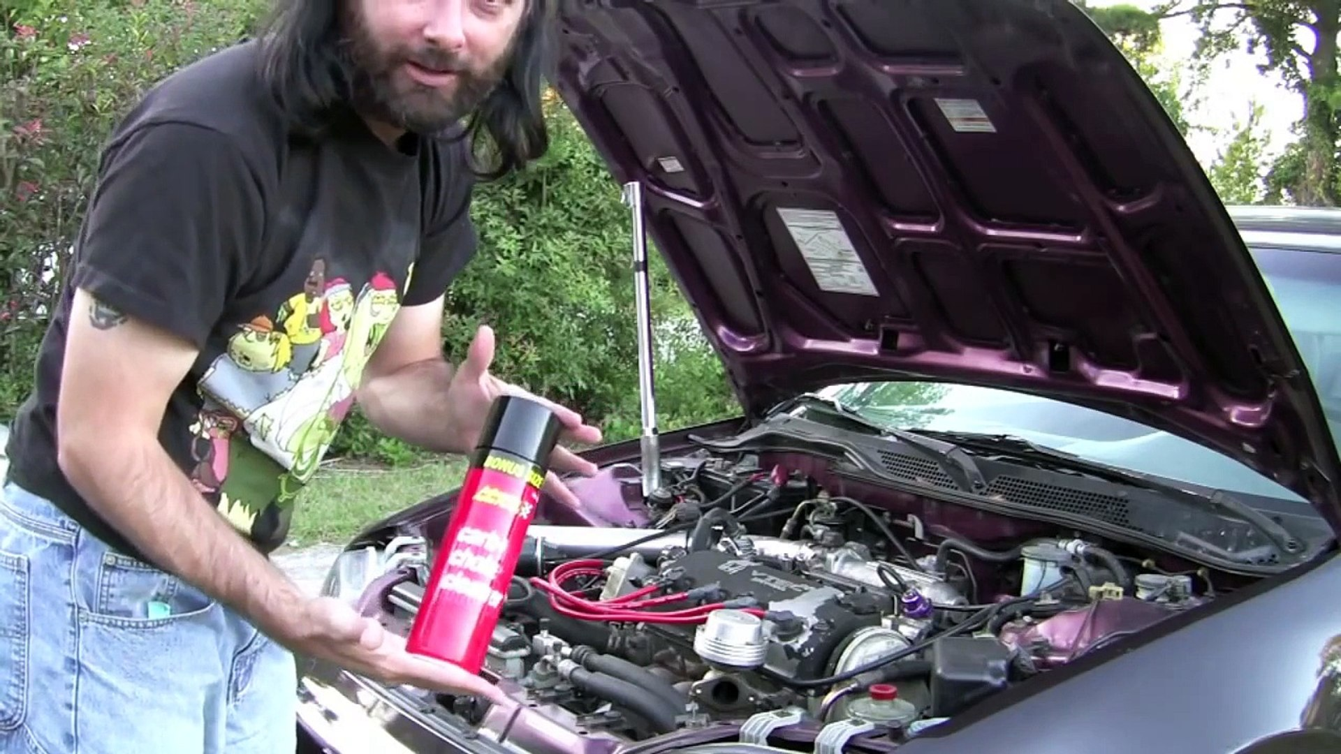 How to Clean the IACV- Idle Air Control Valve