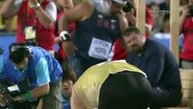 David Storl becomes Shot put World Champ - from Universal Sports