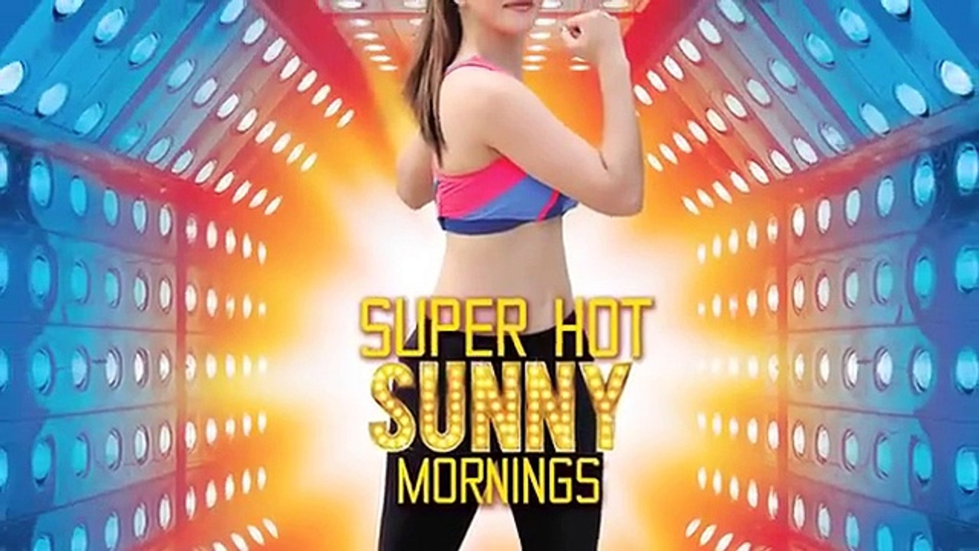 Sunny Leone Hot Workout In Super Hot Sunny Morning Teaser