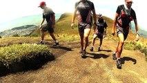 44dc0eef2 The North Face: Men's Arnuva 50 Boa Trail Running Shoe - video ...