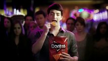 TV Commercial - Doritos Nacho Cheese - Double Arm Wrestling - Holding Out For A Hero