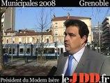 Municipales 2008 : Grenoble - leJDD