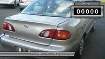 1998 Toyota Corolla LE 4d Sedan Roselle Park NJ 07204